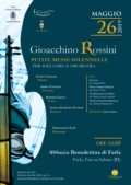 Concerto Gioacchino Rossini