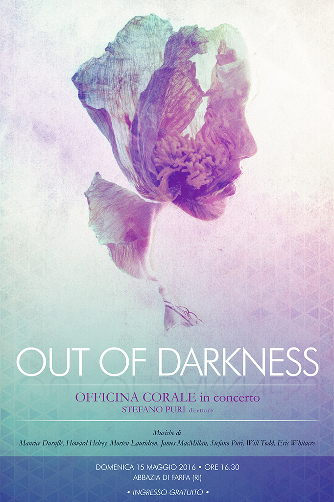 Out of Darkness - Officina Corale in concerto